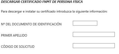 pedir vida laboral con certificado, descargar el software