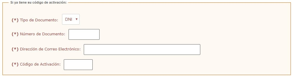 Obtener Cl@ve Online sin certificado electrónico